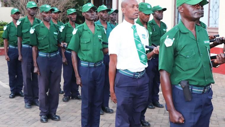 Guarding Services